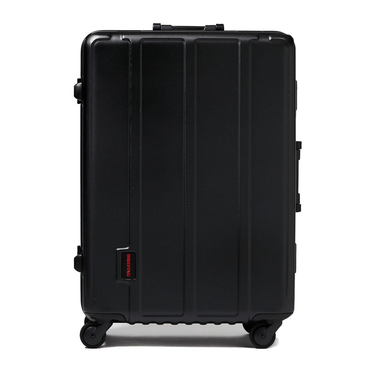 「日本正規品」ブリーフィング スーツケース BRIEFING キャリーケース H-100 キャリーバッグ フレーム 100L 10〜14泊程度 大型 Lサイズ TSAロック ハード 旅行 旅行バッグ 旅行鞄 BRF305219