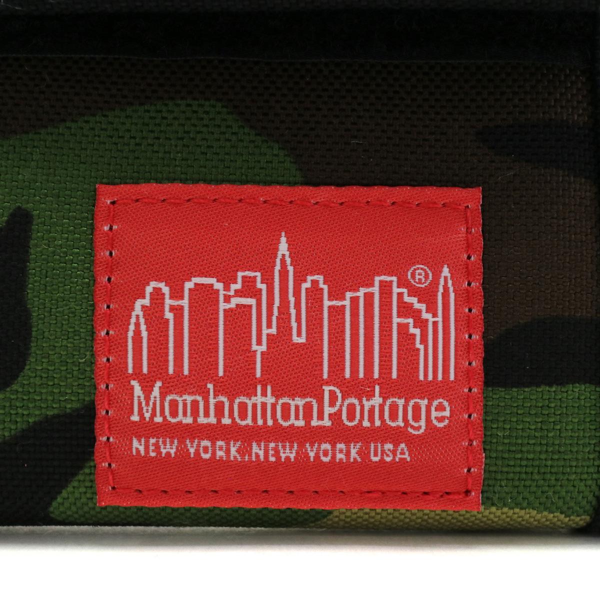 0c42465afcd9 日本正規品】マンハッタンポーテージ 財布 Manhattan Portage 三つ折り ...