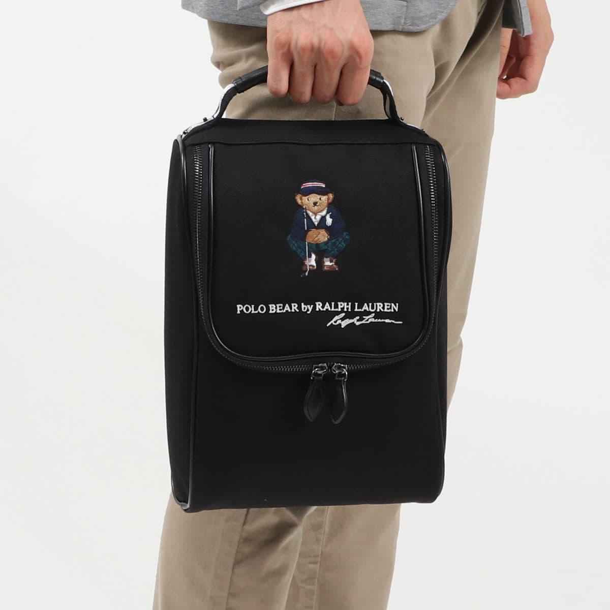 Ralph Lauren POLO GOLF ポロ ゴルフ ベア SHOES BAG シューズケース RLS003