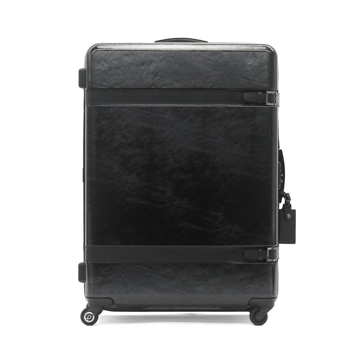 PROTeCA プロテカ GENIO CENTURY Z ジーニオ センチュリー Z ブラックエディション スーツケース 115L 08953