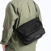 Manhattan Portage BLACK LABEL マンハッタンポーテージ ブラックレーベル TWILL MESEROLE MESSENGER BAG MP1616TWLBL