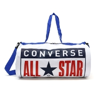 CONVERSE コンバース All Star Printed Drum Bag L ボストンバッグ 14617400