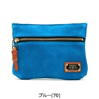 AS2OV アッソブ ATTACHMENT POUCH SUEDE 011927