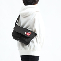 【日本正規品】Manhattan Portage マンハッタンポーテージ Casual Messenger Bag JRS PEANUTS 2020 MP1605JRSPEANUTS20
