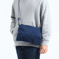 Porter Classic ポータークラシック PC KENDO SIMPLE POUCH M PC-001-796