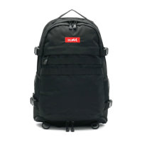 4fa0a7f6a78cec エックスガール リュック X-girl リュックサック ADVENTURE BACKPACK BOX LOGO ロゴ バッグ バックパック